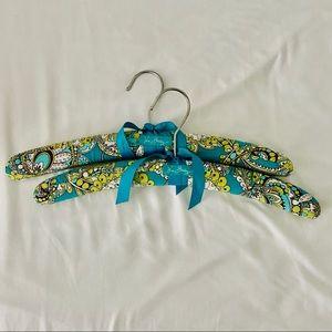 Set of 2 Vera Bradley hangers